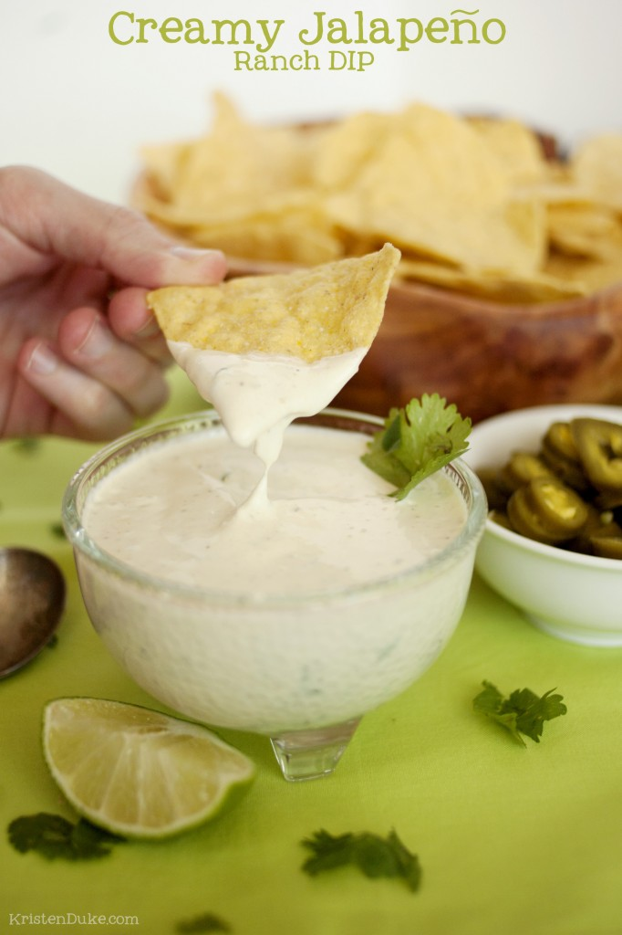 jalapeno ranch dip recipe - easy and delicious